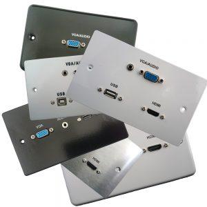AV Wall Plates